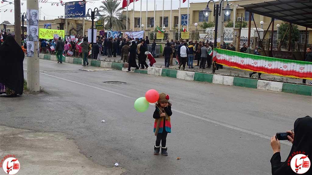 راهپیمایی 22 بهمن فراشبند (64)