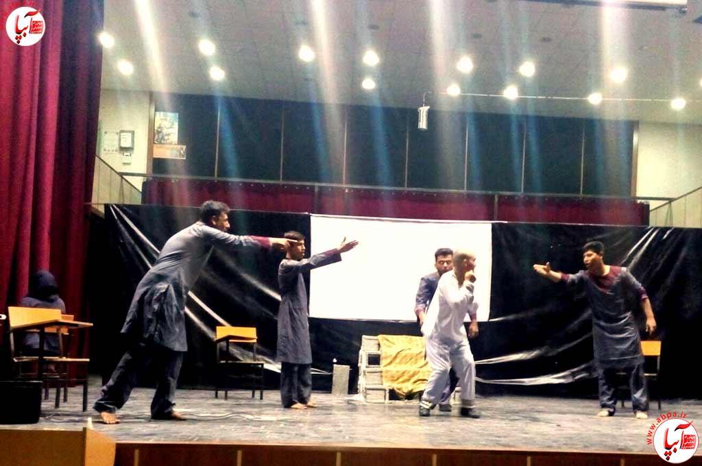 تمرین کمدی موزیکال حسن کچل