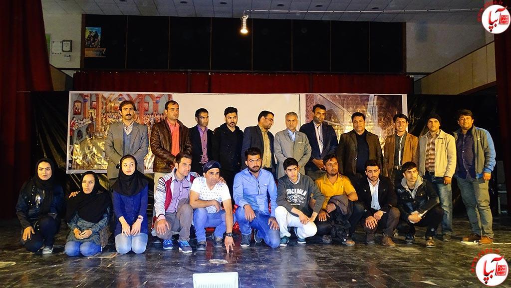 کمدی-موزیکال-حسن-کچل-12 گزارش تصویری از کمدی موزیکال حسن کچل