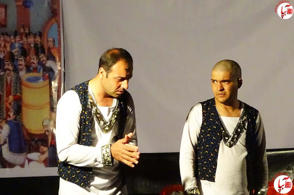 کمدی-موزیکال-حسن-کچل-4 گزارش تصویری از کمدی موزیکال حسن کچل