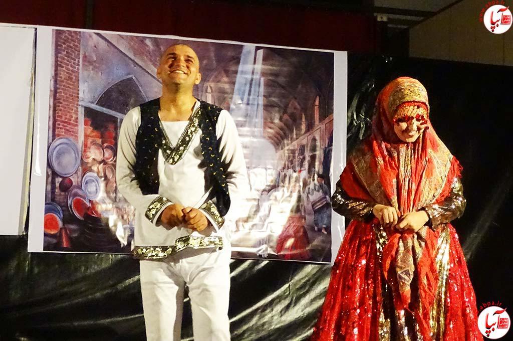 کمدی-موزیکال-حسن-کچل-8 گزارش تصویری از کمدی موزیکال حسن کچل