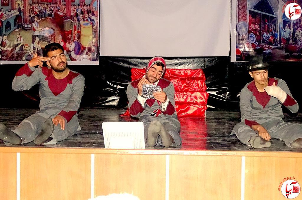 کمدی-موزیکال-حسن-کچل-9 گزارش تصویری از کمدی موزیکال حسن کچل