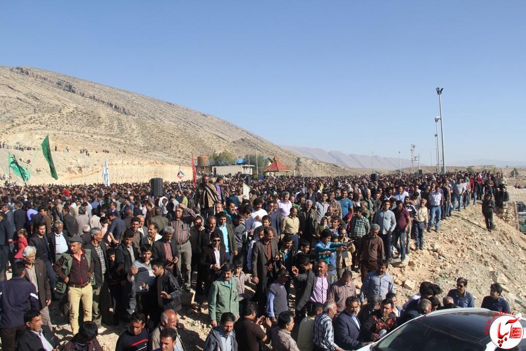 کورش-کرم-پور-2 تجمع با شکوه هواداران کورش کرم پور به شکرانه پیروزی