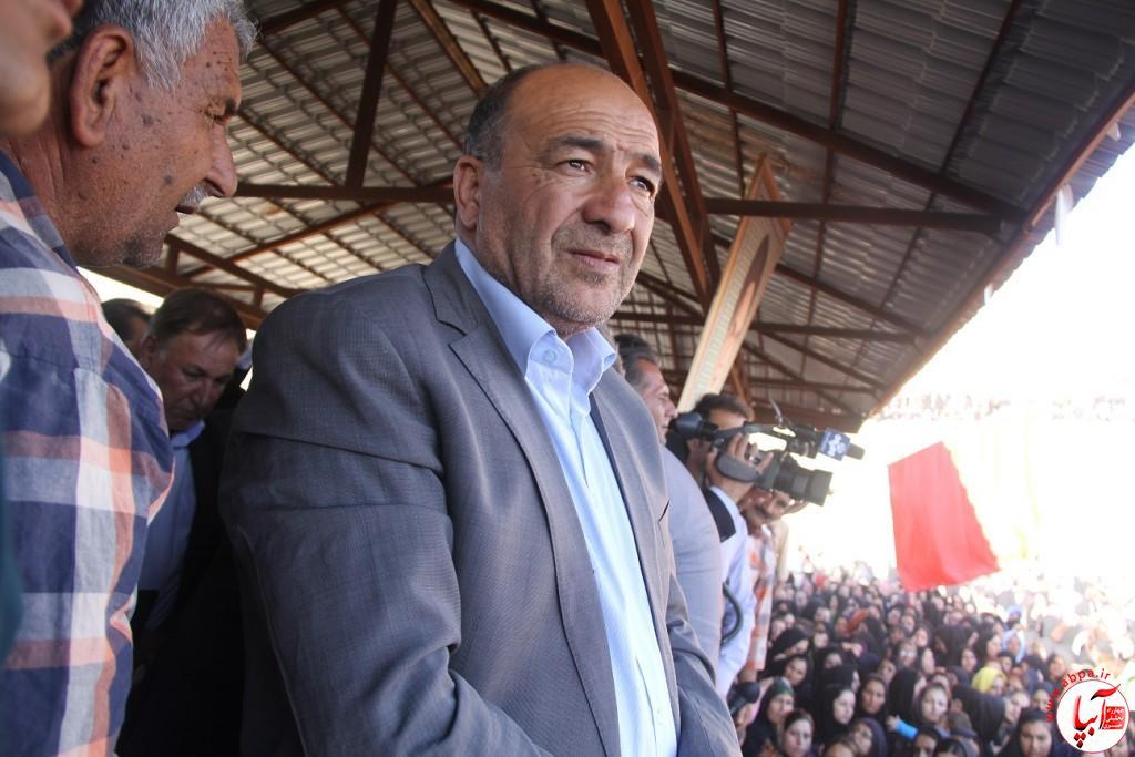 کورش-کرم-پور-6 تجمع با شکوه هواداران کورش کرم پور به شکرانه پیروزی