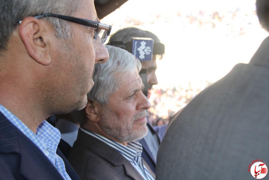 کورش-کرم-پور-9 تجمع با شکوه هواداران کورش کرم پور به شکرانه پیروزی