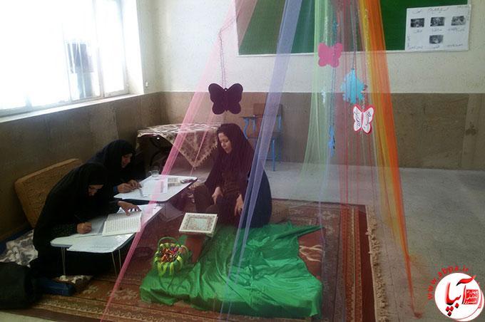 گزارش-تصویری-از-افتتاح-مسابقات-قرآن-دانش-آموزی-در-فراشبند--(6)