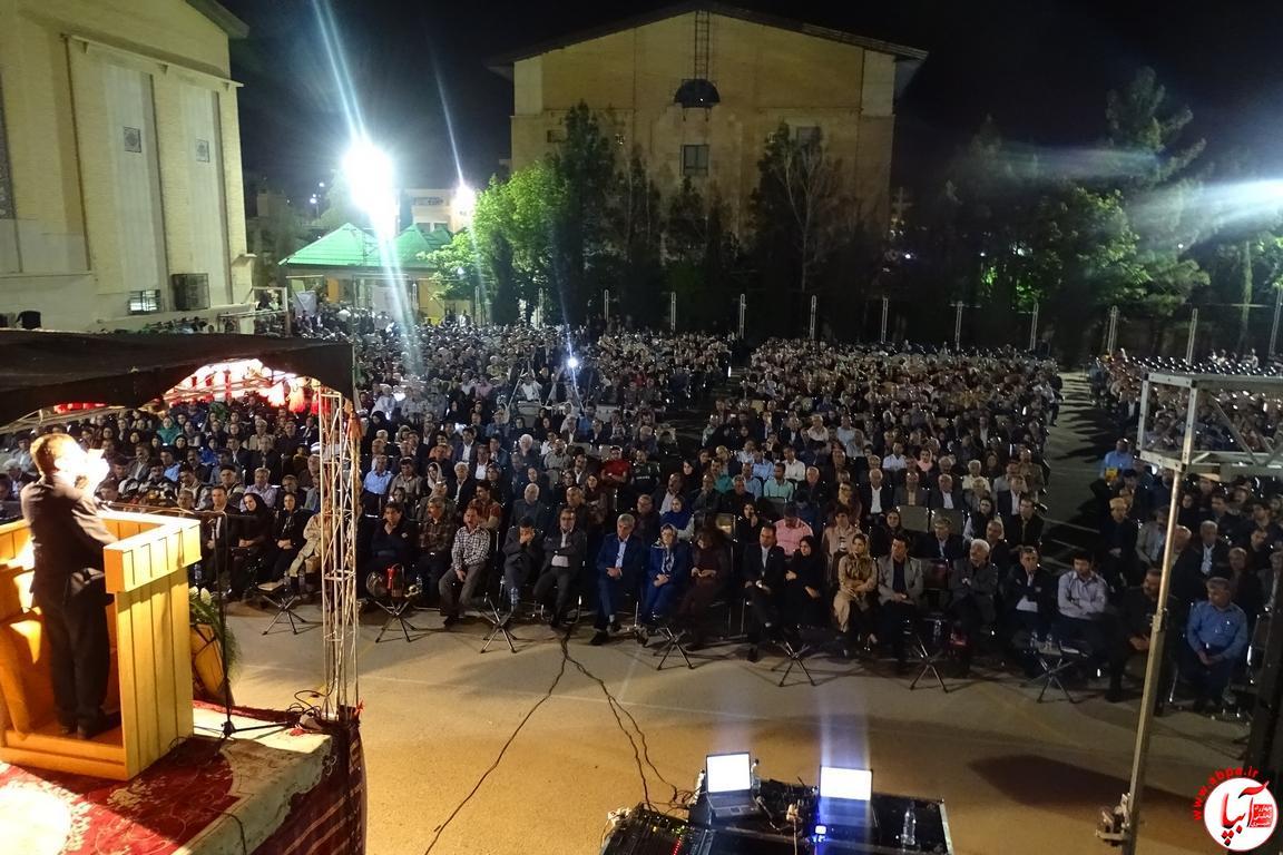 بهمن-بیگی-14 مراسم بزرگداشت محمد بهمن بیگی در شیراز برگزار شد/ اختصاصی آبپا