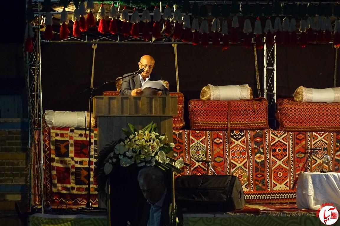 بهمن-بیگی-6 مراسم بزرگداشت محمد بهمن بیگی در شیراز برگزار شد/ اختصاصی آبپا