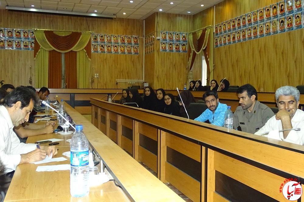 DSC01259 هفته جوان و برنامه های ادارات