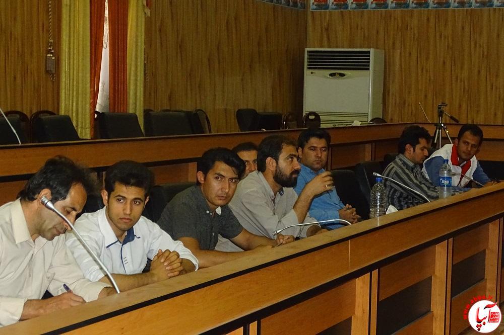 DSC01264 هفته جوان و برنامه های ادارات