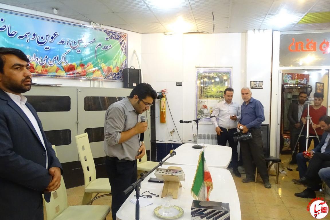 DSC01924-Copy مراسم افتتاح دفتر کورش کرمپور در شهرستان فراشبند/تصویر