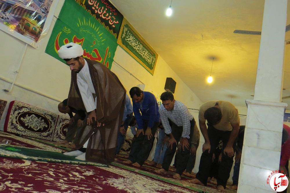 رمضان در مساجد ۱۴ : مسجد شهید طالقانی