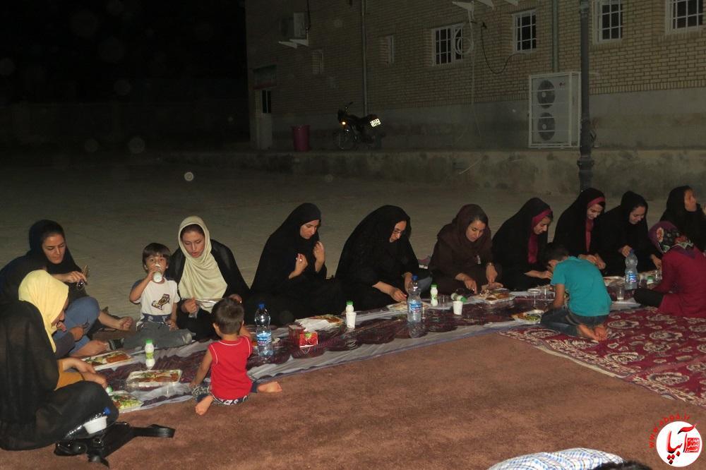 IMG_9408 ضیافت افطار به رنگ فرهنگ و هنر
