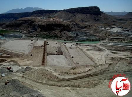 سد سلمان فارسی قیروکارزین ابتدا باید این شهرستان را سیراب کند
