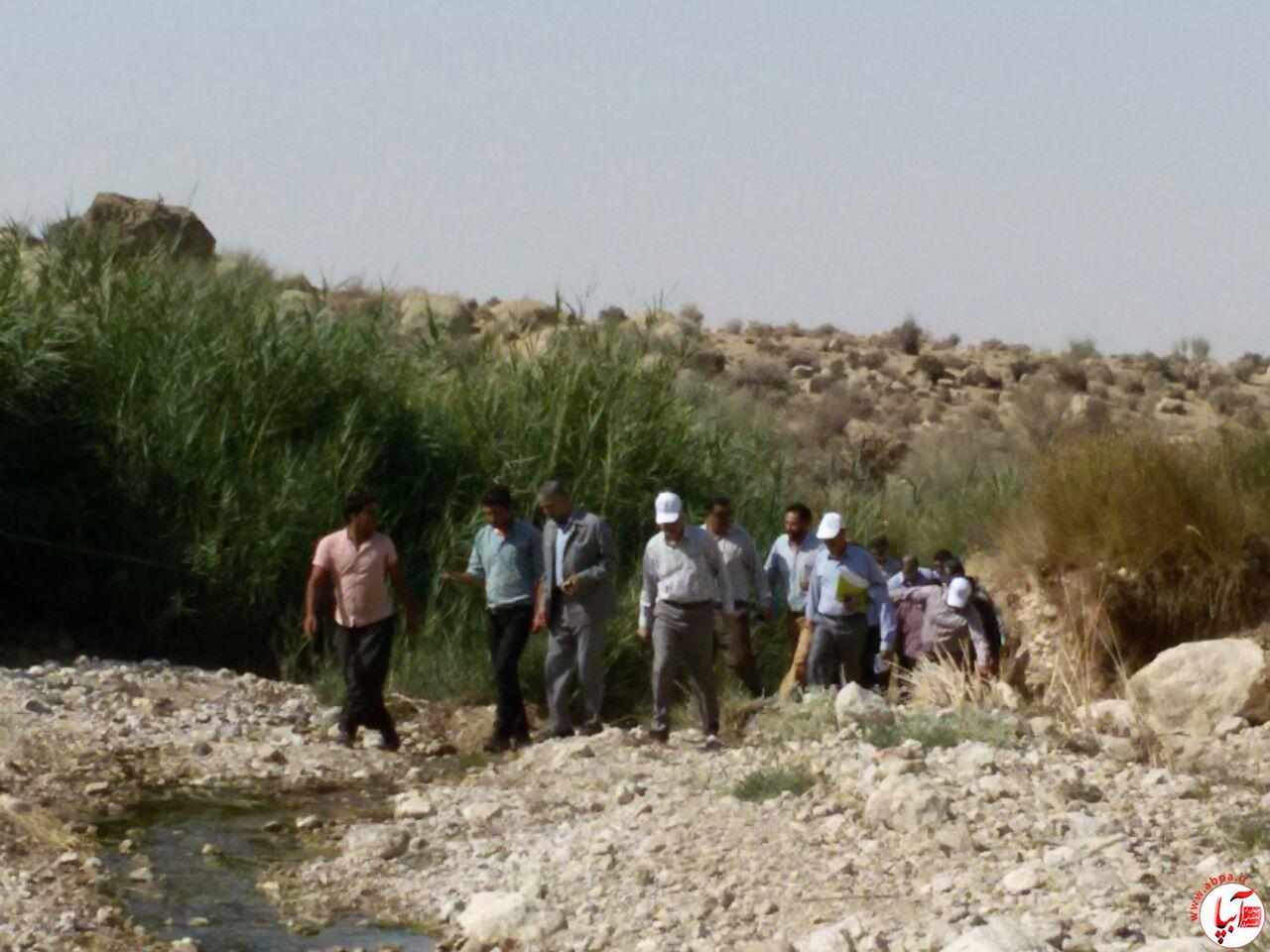 2232 انتقال آب از سد نرگسی به فراشبند و آبرسانی به دهرم از سد هایقر
