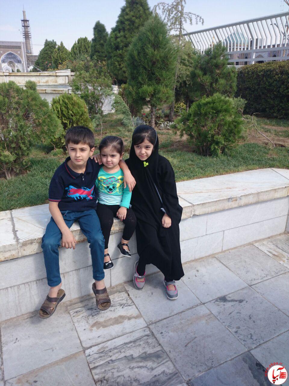 ثنایکتا-افشاری-علیرضا-محمدی گالری کودک گلهای آبپا/ ویژه مرداد 95