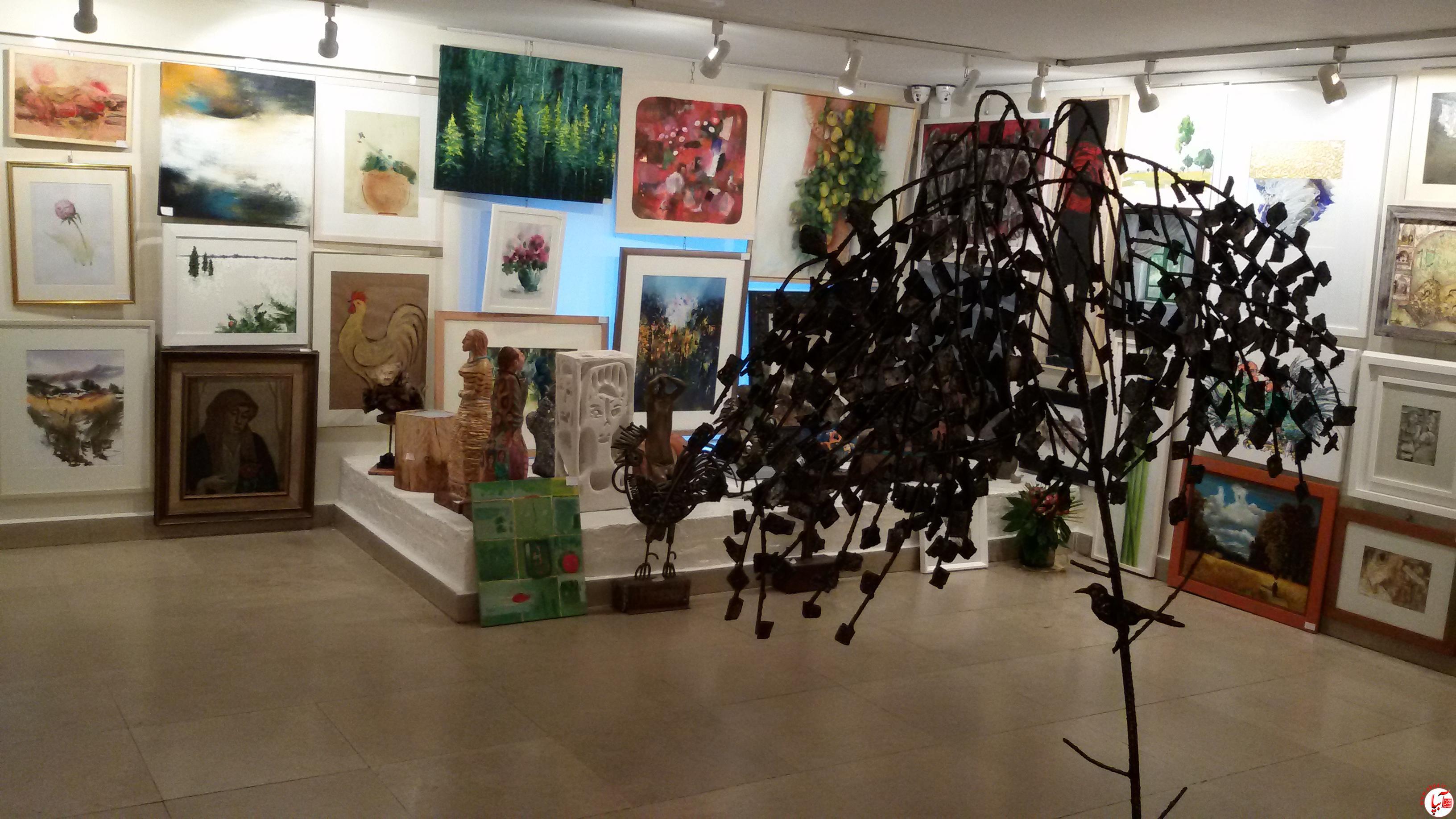 نمایشگاه گلستان محمدی 2