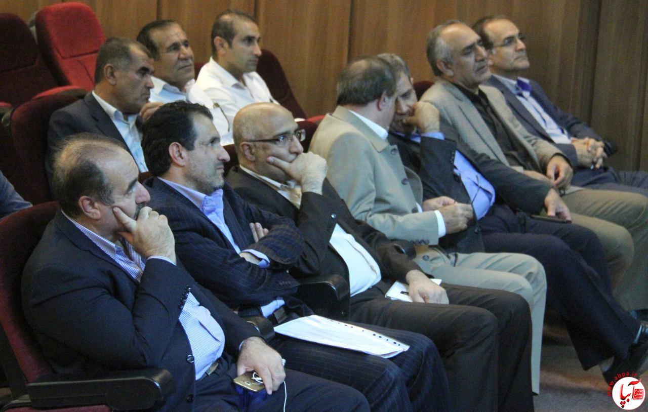 گردهمایی دبیران شهرستانی حزب اسلامی کار در استان فارس با حضور مدیران استانی