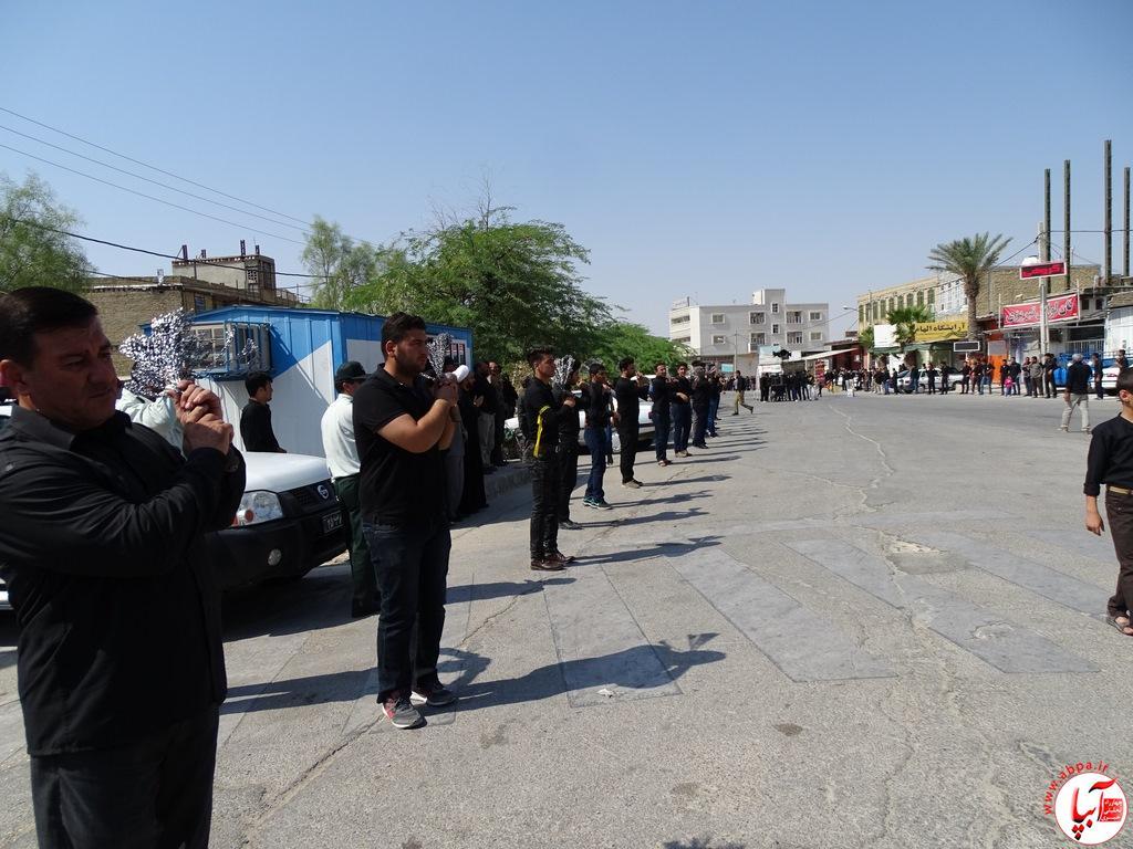 کورش کرمپور در شب تاسوعای حسینی راهی بیمارستان شد