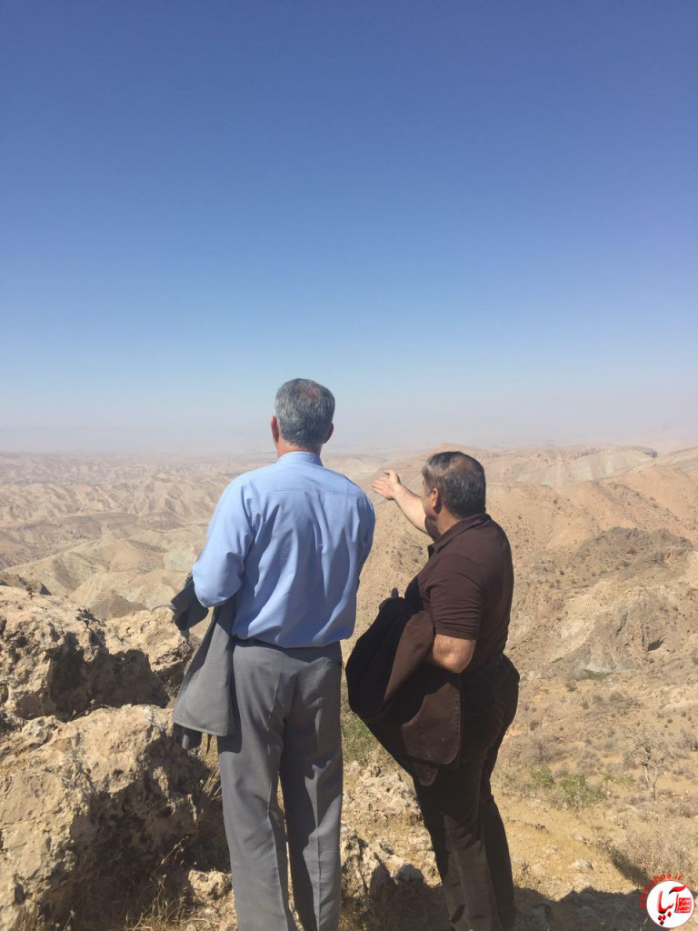 بازدید مسئولان از روند پیشرفت جاده ی شیراز – فراشبند/اختصاصی آبپا