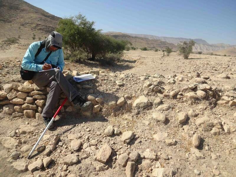 آبپا بررسی پیمایشی باستان شناسی در شهرستان فراشبند انجام شد