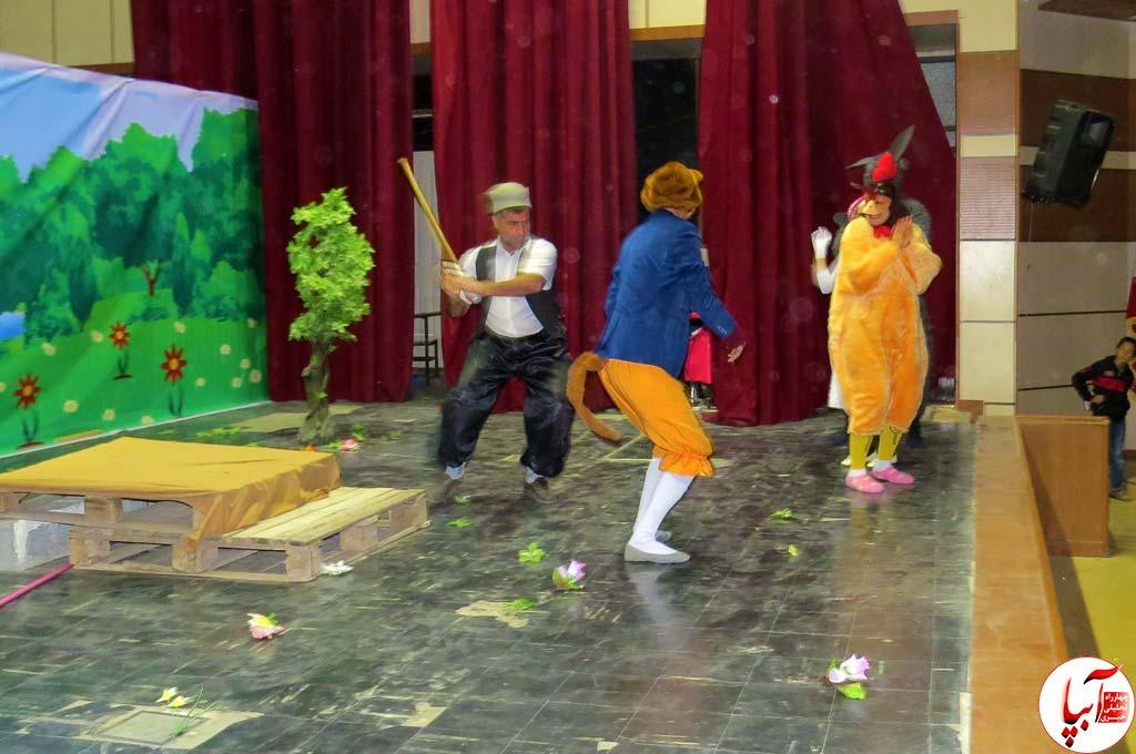 تئاتر-گرگم-و-گله-می-برم-11 گزارش تصویری استقبال تماشاگران از نمایش گرگم و گله می برم