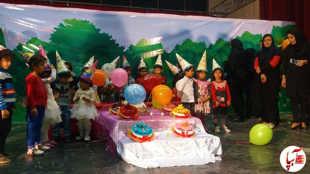 جشن-تئاتر-1 گزارش تصویری استقبال تماشاگران از نمایش گرگم و گله می برم