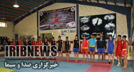 اردوی تمرینی تیم ووشو استان فارس در فراشبند