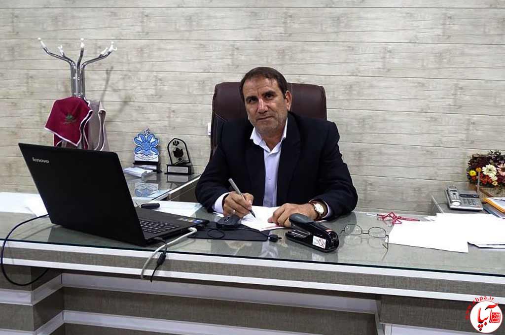 حبیب-عوض-پور خبرنگار یک سایت محلی خطاب به مدیر آموزش و پرورش ، شما را از فراشبند فراری خواهم داد