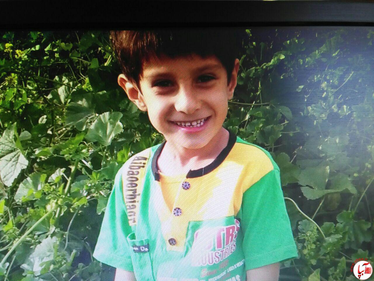 کیارش شمشیری 6 ساله شیراز