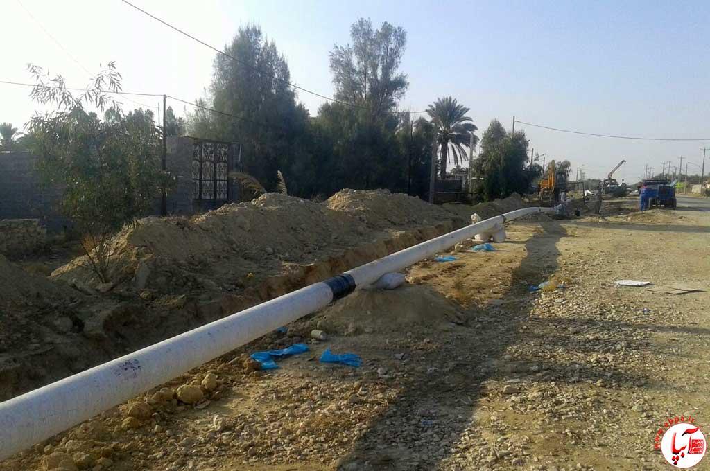 اختصاصی آبپا/شروع گاز رسانی به شهرک صنعتی فراشبند