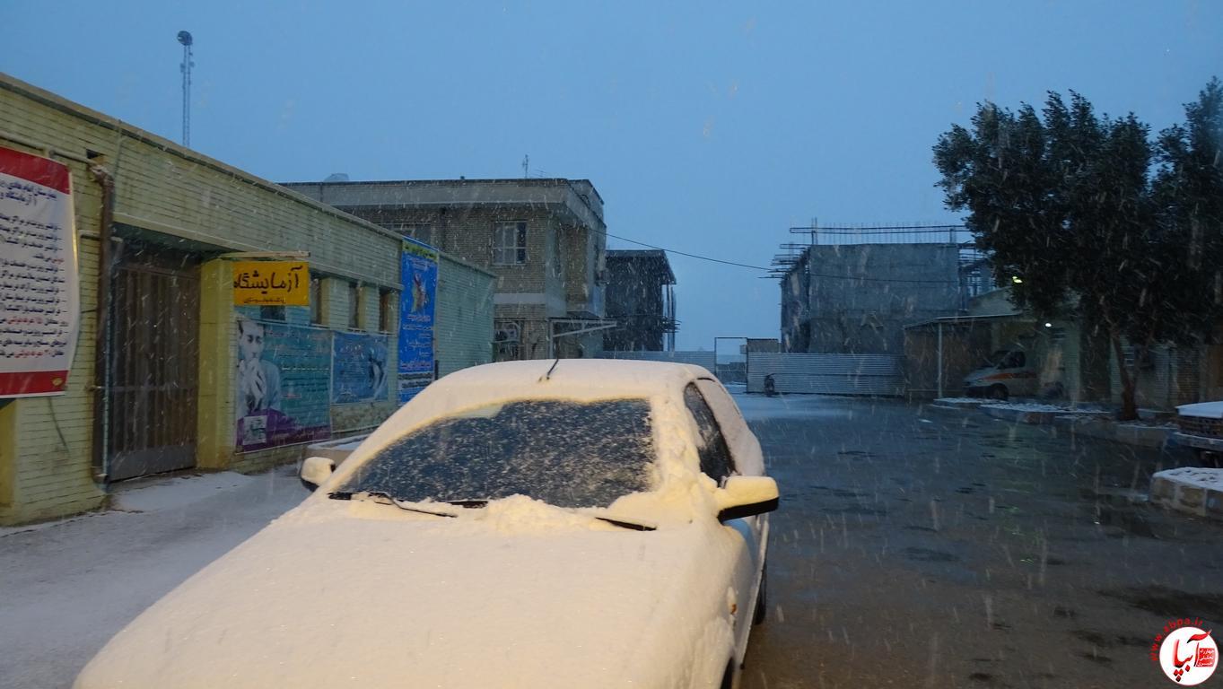 آبپا برف (5)