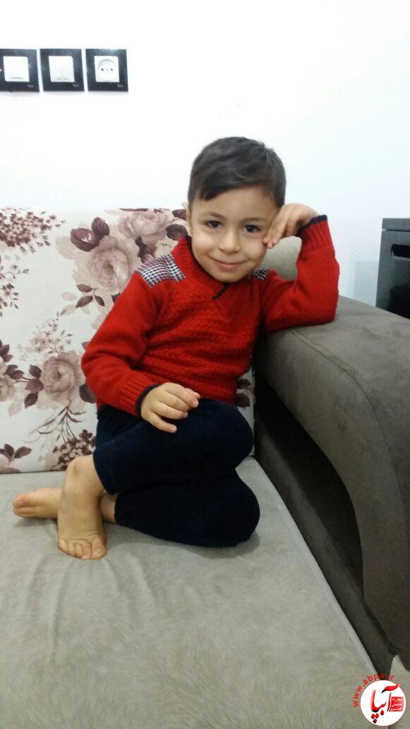 امیرمهدی-کرمی-نژاد گالری عکس زمستانه ی کودک آبپا