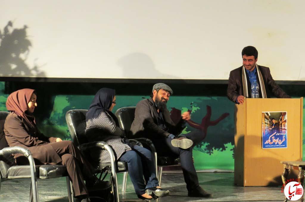 تئاتر انتخابات ساختمان شماره 13 پایتخت در تالاروحدت فراشبند روی صحنه رفت