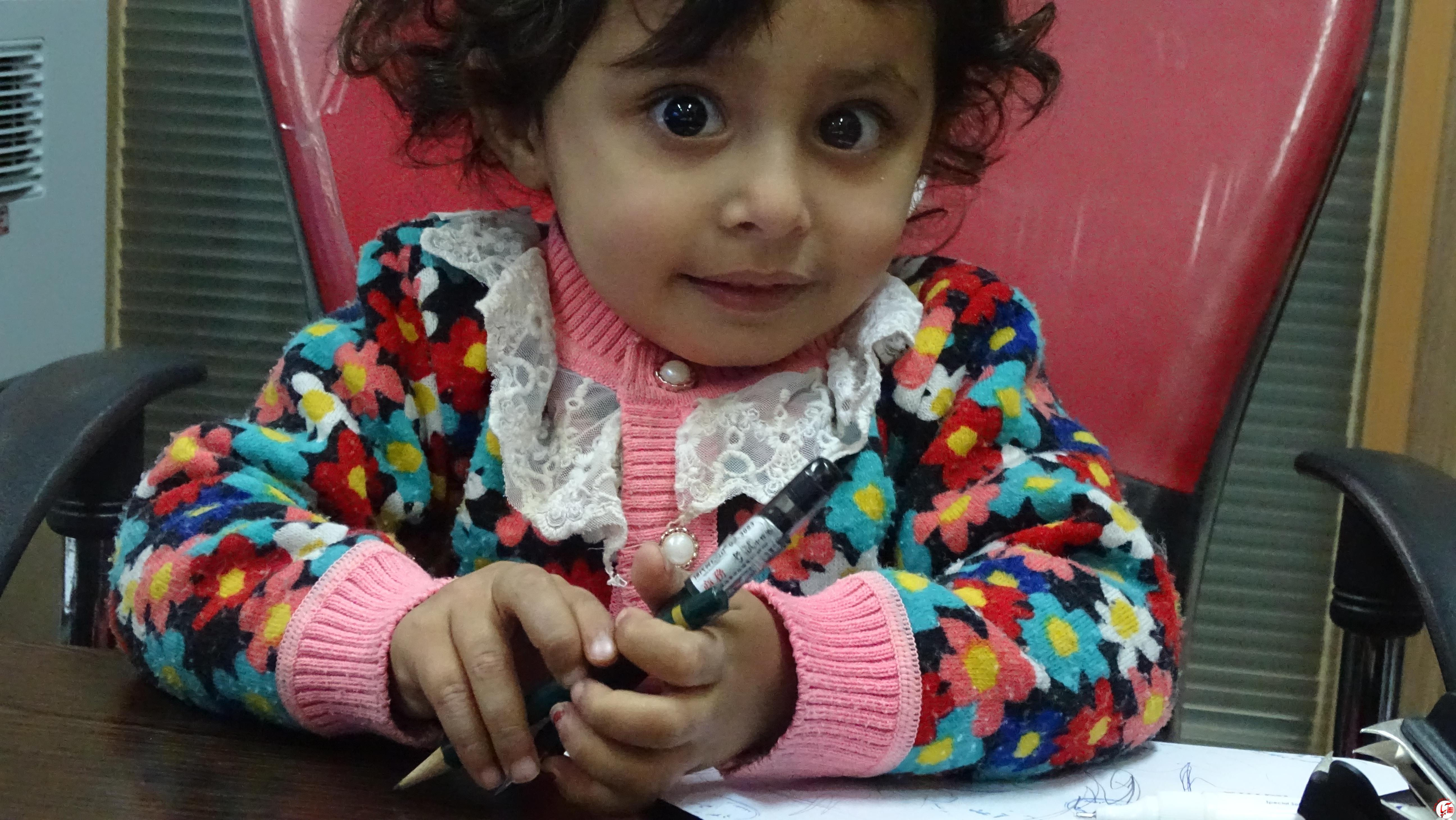 زهرا عزیزی 1 - گالری عکس زمستانه ی کودک آبپا