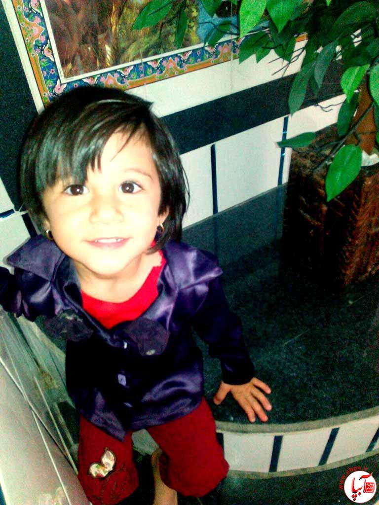 مبینا-فرازی گالری عکس زمستانه ی کودک آبپا