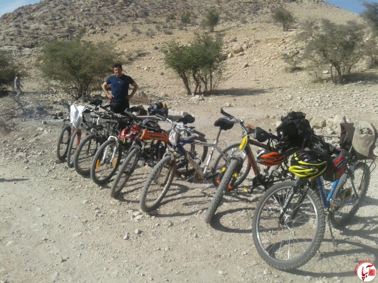 IMG-20170201-WA0004 توسعه فرهنگی با رکاب دوچرخه سواران