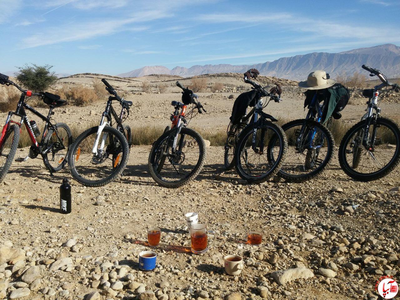 IMG-20170201-WA0008 توسعه فرهنگی با رکاب دوچرخه سواران