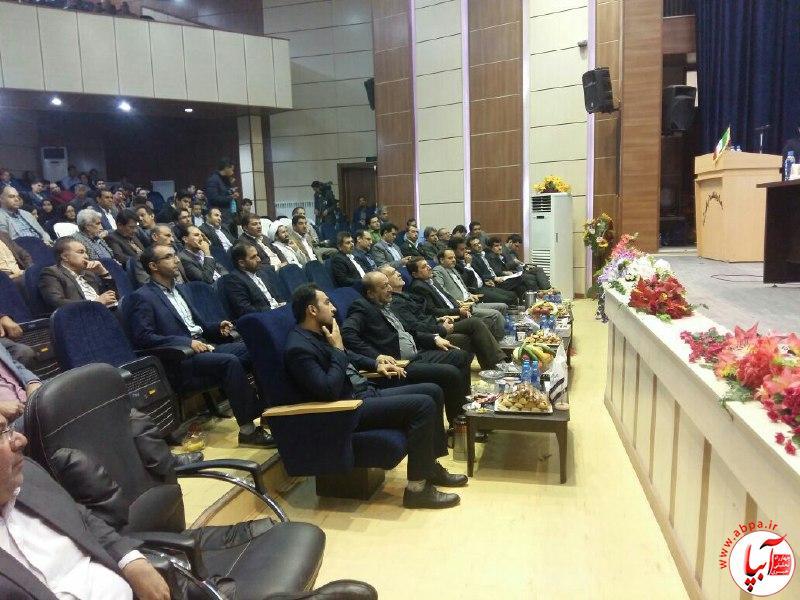آبپا-کرمپور-1 همایش بزرگ اقتصاد مقاومتی و توسعه پایدار با حضور دکتر پزشکیان در فیروزآباد