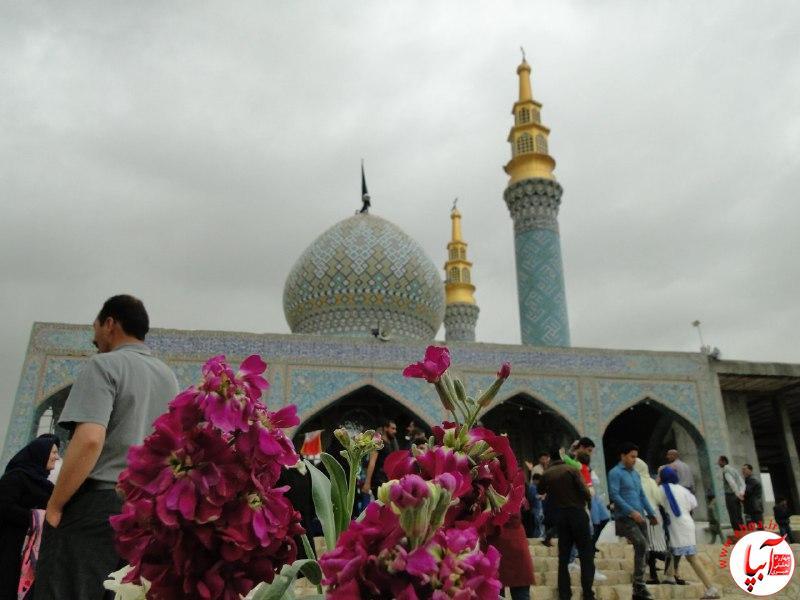 آقای-وحدت-از-امام-زاده-شهید آلبوم تصاویر سفره های هفت سین 96 مخاطبین آبپا