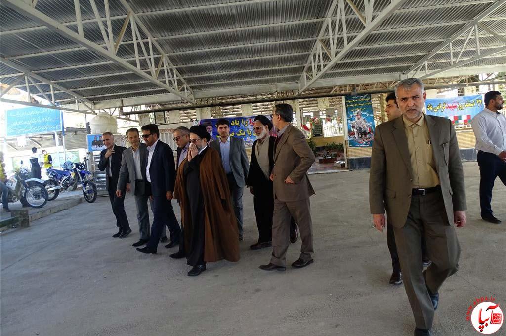 روز-فراشبند-10 حسینیه اعظم قدس شرمنده ی حضور مردم شد/گزارش تصویری شماره 1 از جشن روز فراشبند