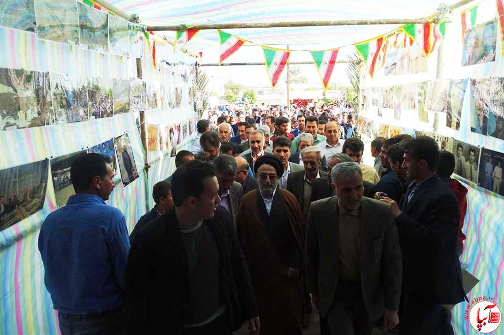 روز-فراشبند-18 حسینیه اعظم قدس شرمنده ی حضور مردم شد/گزارش تصویری شماره 1 از جشن روز فراشبند