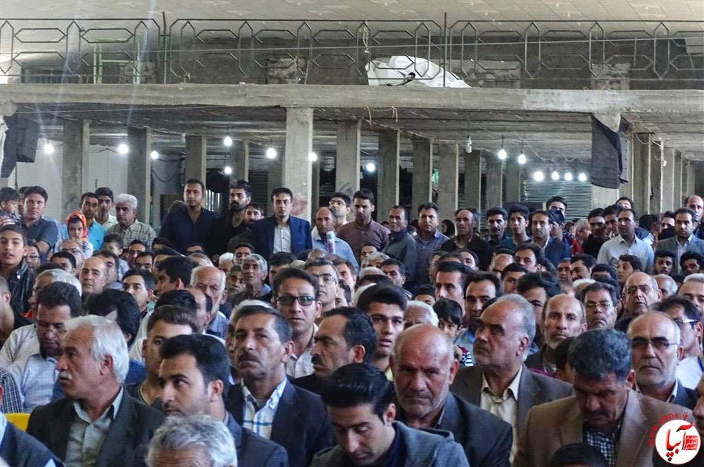 روز-فراشبند-21 حسینیه اعظم قدس شرمنده ی حضور مردم شد/گزارش تصویری شماره 1 از جشن روز فراشبند