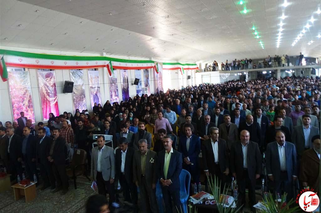 روز-فراشبند-27 حسینیه اعظم قدس شرمنده ی حضور مردم شد/گزارش تصویری شماره 2 از جشن روز فراشبند