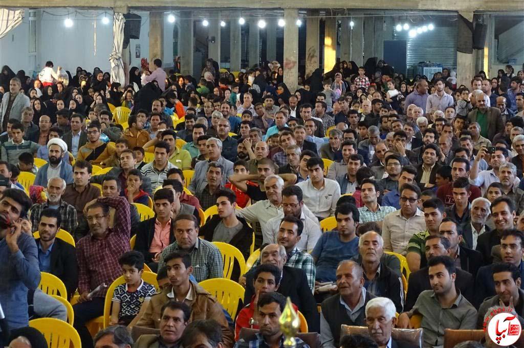 روز-فراشبند-33-1 حسینیه اعظم قدس شرمنده ی حضور مردم شد/گزارش تصویری شماره 2 از جشن روز فراشبند
