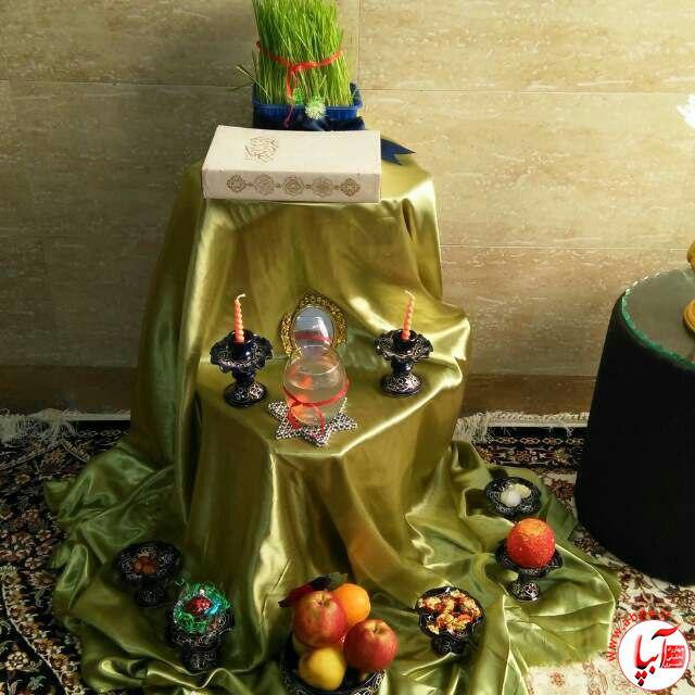 سینا-ذبیحی آلبوم تصاویر سفره های هفت سین 96 مخاطبین آبپا