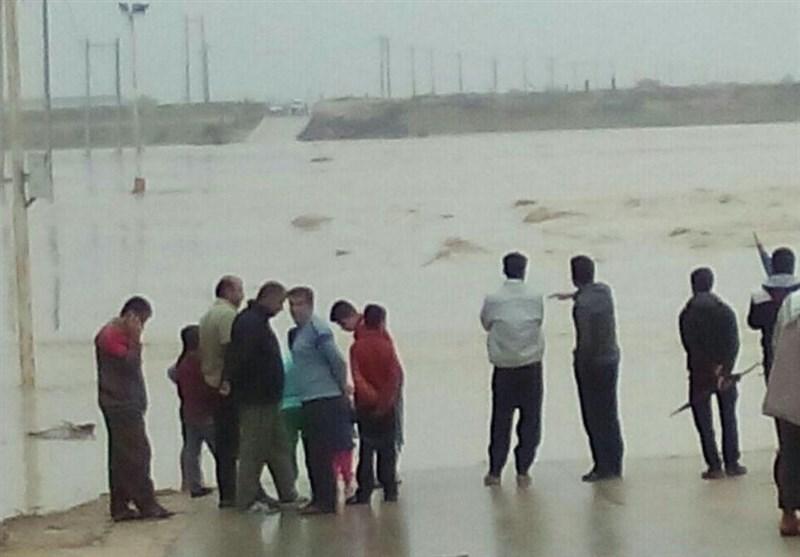 جسد همه مفقودان رودخانه دشت پلنگ دشتی پیدا شد