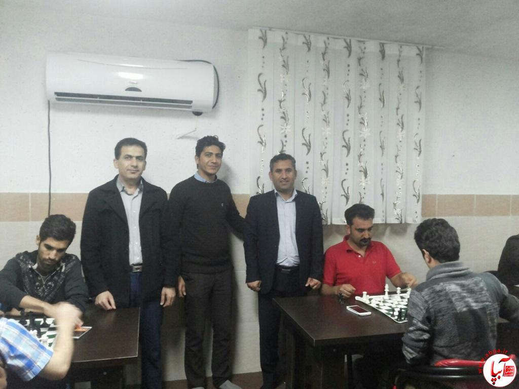 شطرنج فراشبند