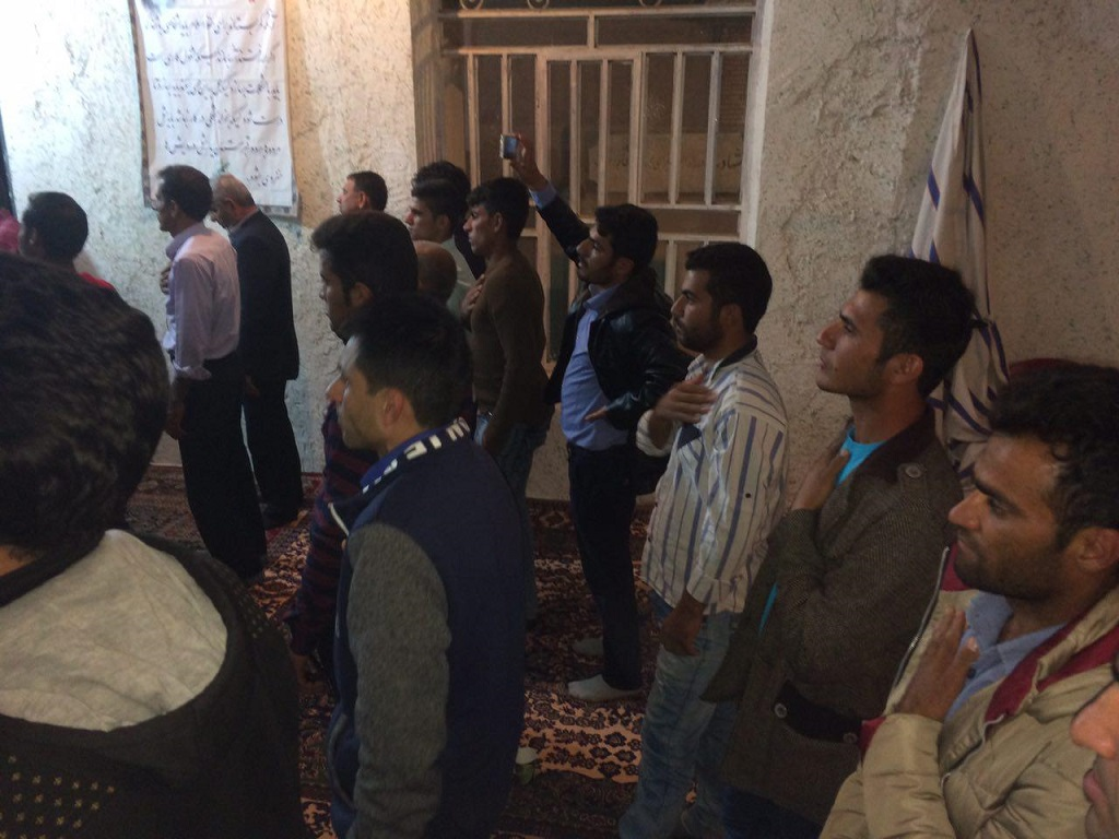 photo_2017-03-17_23-10-59 برگزاری مراسم یادبود شهدای عملیات بدر در روستای قنات باغ