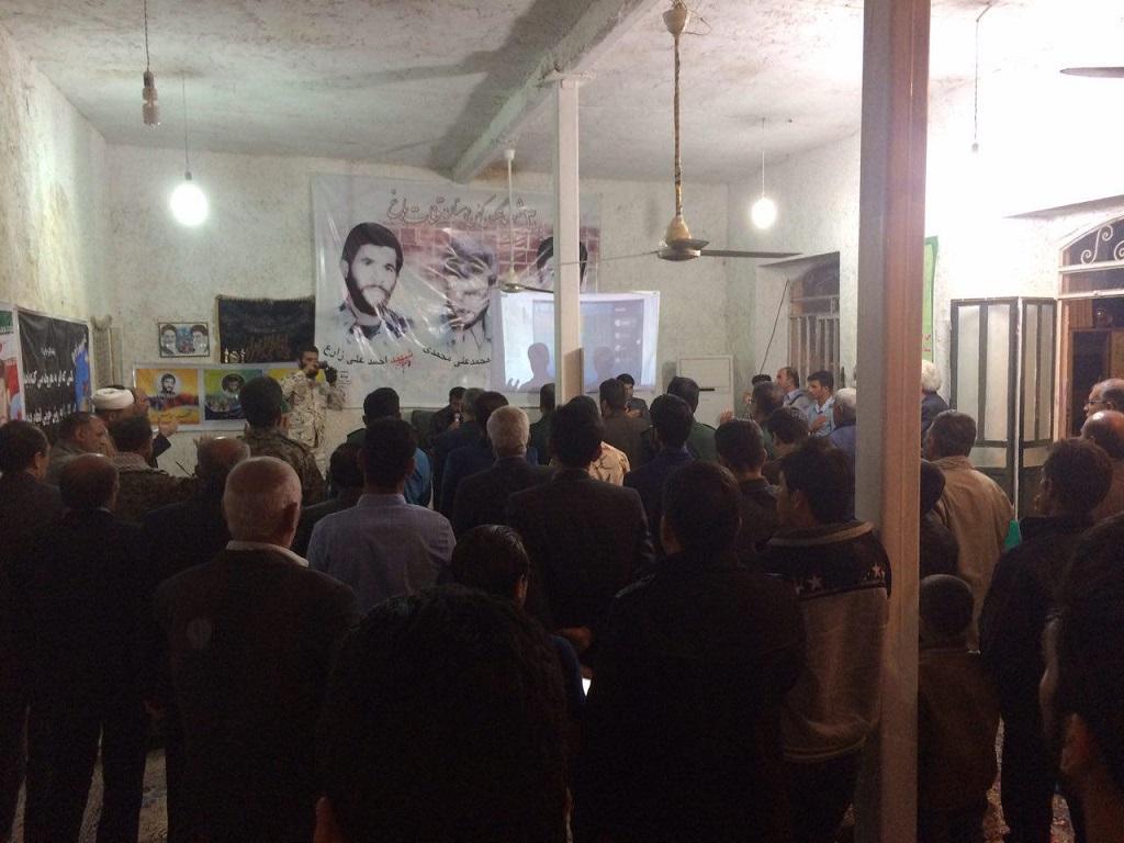 photo_2017-03-17_23-11-09 برگزاری مراسم یادبود شهدای عملیات بدر در روستای قنات باغ